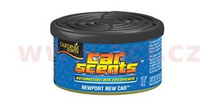 California Scents Car Scents (Nové auto) 42 g