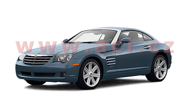 Chrysler CROSSFIRE   7/2003-2007