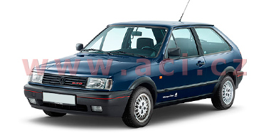 VW POLO II  9/1990-9/1994